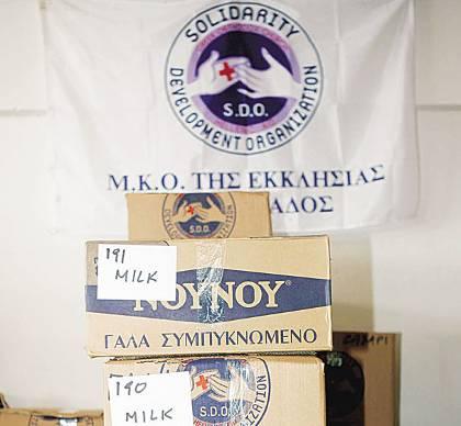 Ιδού το αμαρτωλό φαγοπότι της Μη Κυβερνητικής Οργάνωσης της Αρχιεπισκοπής Αθήνας «Αλληλεγγύη»