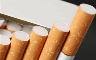 Αυξάνονται οι τιμές των τσιγάρων από σήμερα