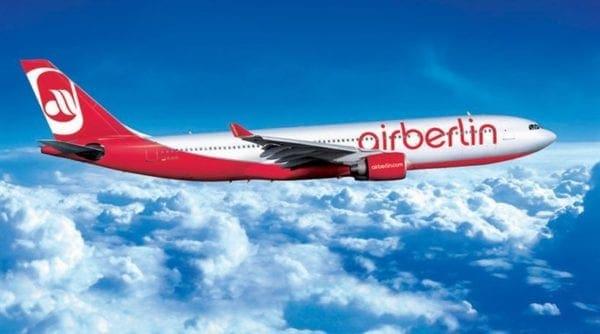 Τρεις επιπλέον πτήσεις προς Κω και μια προς Ρόδο από τον γερμανικό κολοσσό Airberlin