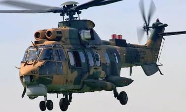 Εντελώς ανενόχλητο τουρκικό ελικόπτερο πέταξε πάνω από τη Σάμο