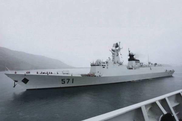 Ρωσο-κινεζική ναυτική άσκηση εντός ελληνικού FIR και δυνητικής ΑΟΖ!