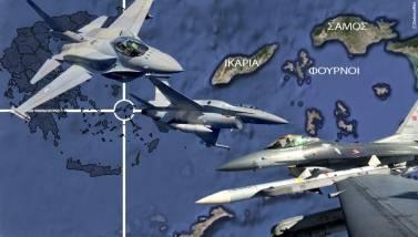45 ΠΑΡΑΒΑΣΕΙΣ- Η Τουρκία ξεδιπλώνει την επιθετική στρατηγική της και «θερμαίνει» το κλίμα