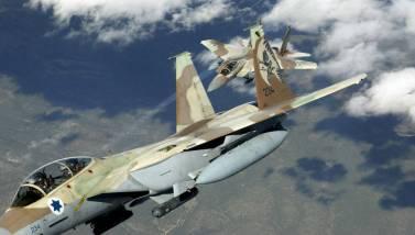 Άσκηση απάντηση απέναντι στους Τούρκους στην Κύπρο – Μαχητικά του Ισραήλ για προστασία των κοιτασμάτων