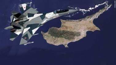 """Η Κύπρος """"ανοίγει"""" την αεροπορική βάση της Πάφου στα ρωσικά πολεμικά αεροσκάφη"""