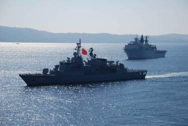 Βγάζει τον Στόλο στο Αιγαίο η Άγκυρα μετά το επεισόδιο στην Λαδοξέρα-Σε επιφυλακή τα Δωδεκάνησα