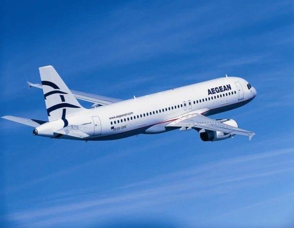 Ανακοίνωση της Aegean για το ξεκίνημα της Ryanair στα εγχώρια δρομολόγια