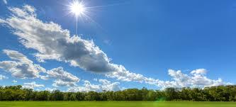 Ηλιοφάνεια σήμερα μας προετοιμάζει για την αυριανή κακοκαιρία στη Ρόδο
