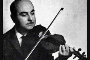 «Έφυγε» ο Γιώργος Κόρος, ο βιολιστής του 20ου αιώνα