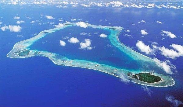 Palmerston: Ένα νησί στο τέλος της Γης! Ταξιδεύεις 9 μέρες σε βάρκα για να φθάσεις