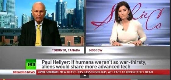 Επιμένει ο πρώην Υπουργός Άμυνας του Καναδά να ισχυρίζεται οτι υπάρχουν εξωγήινοι ανάμεσα μας (video – συνέντευξη )