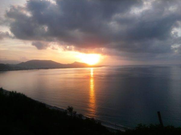 Ηλιοφάνεια αύριο το πρωί στη Ρόδο, βροχή το βράδυ