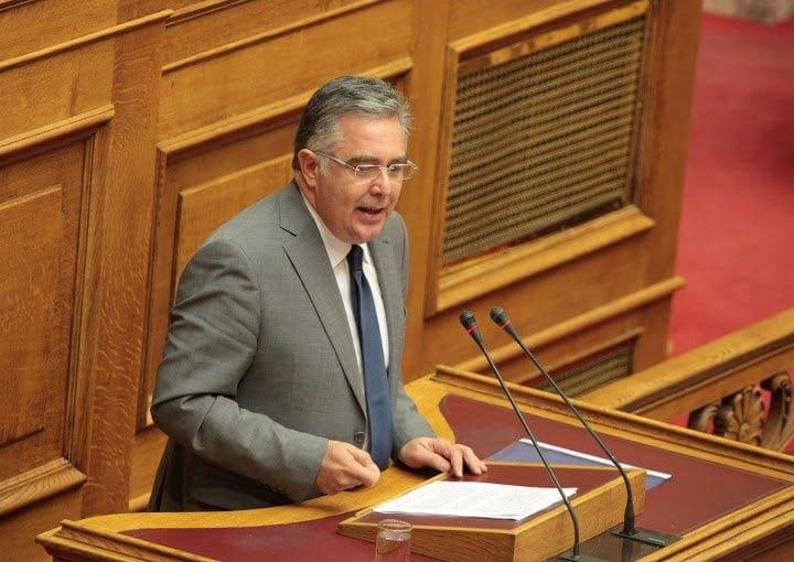 Ερώτηση Υψηλάντη προς τον Υπουργό Υγείας, για την τύχη των ασθενοφόρων που δωρήθηκαν στην Κάρπαθο – Παρέμβαση για άμεση τοποθέτηση καρδιολόγου