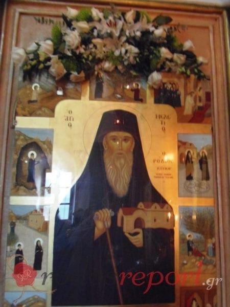 ΒΙΝΤΕΟ – Ο Άγιος Μελέτιος ο εν Υψενή της Ρόδου- Πρώτη επίσημη εορτή της μνήμης του