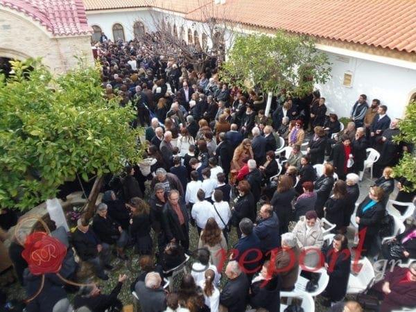 Εορτάστηκε η πρώτη επίσημη μνήμη του Αγίου Μελετίου της Ρόδου! Πλήθος κόσμου στην Υψενή – Πλούσιο φωτορεπορτάζ