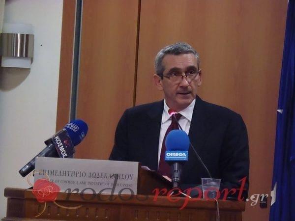 Έκτακτη συνεδρίαση του Δημοτικού Συμβουλίου ζητά ο Χατζημάρκος με θέμα την ΔΕΥΑΡ