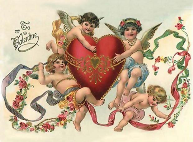 Ιστορική αναδρομή στη σημερινή ημέρα των ερωτευμένων