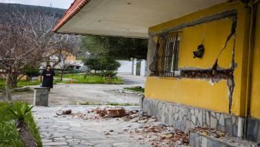 Νέα βίντεο από τον σεισμό της Κεφαλονιάς