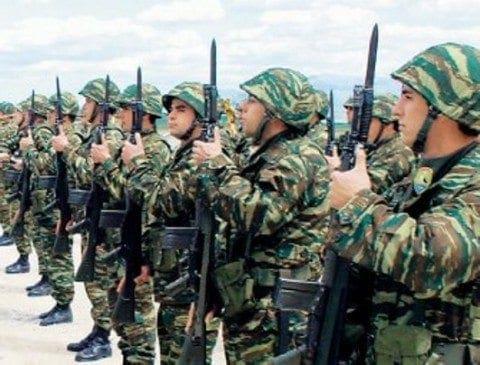 Με… κλήρωση θα γίνουν 1.000 προσλήψεις στις Ένοπλες Δυνάμεις