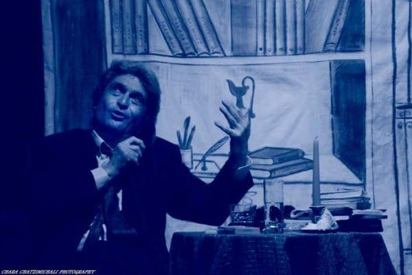 Το θεατρικό έργο «Ο Επικήδειος» του Ιάκωβου Καμπανέλη, σήμερα (Πέμπτη) και αύριο (Παρασκευή) στη Ρωγμή του Χρόνου