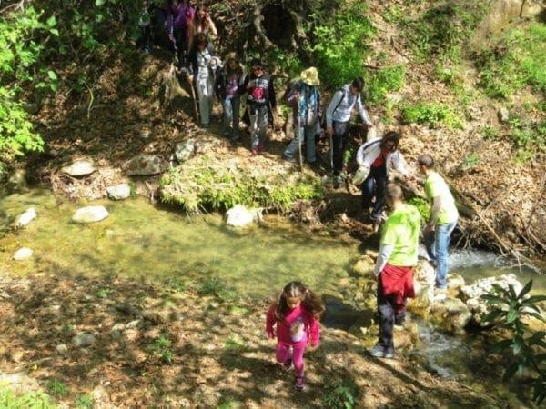 Μια πολύ όμορφη εμπειρία η πεζοπορία στην κοιλάδα του Αίθωνα! Φωτογραφίες