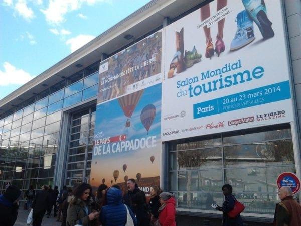 """Η Ρόδος στην διεθνή τουριστική έκθεση """"Salon Mondial du Tourisme"""" στο Παρίσι"""