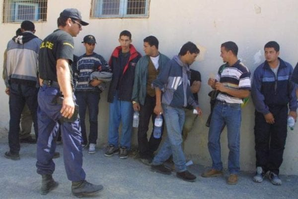 Οκτώ παράνομοι μετανάστες στην Κω