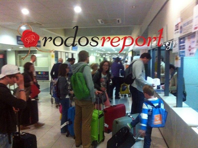 Ευαγγελία Μ. Παναή  : Έκκληση προς κάθε πατριώτη για το ξεπούλημα του αεροδρομίου Διαγόρας
