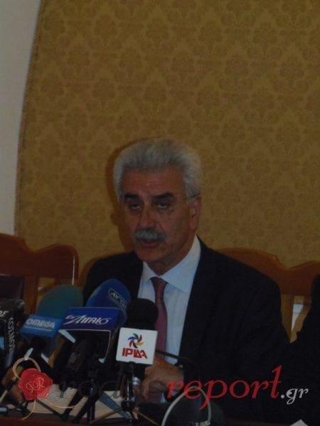 Και επίσημα στη μάχη των εκλογών ο Γιάννης Μαχαιρίδης με την παράταξη του «Νότιο Αιγαίο-Αρχιπέλαγος Δημιουργίας»