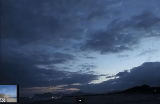 Ένα όμορφο Timelapse στην παραλία Τραγανού
