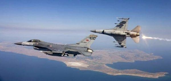 Βίντεο: Τουρκικά F-16 κατέρριψαν το συριακό μαχητικό – Κλιμακώνει η Τουρκία