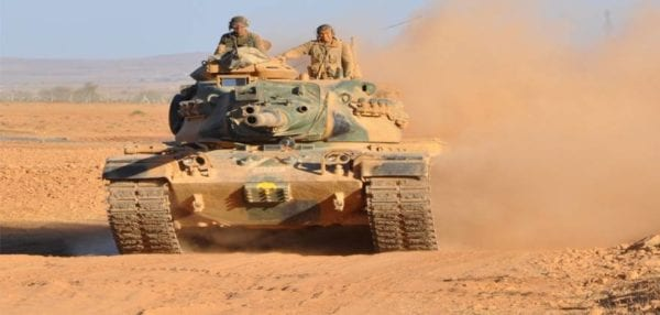 "Tα πρακτικά της σύσκεψης για εισβολή στην Συρία – Πώς έστησαν νέα ""Βαριοπούλα"""