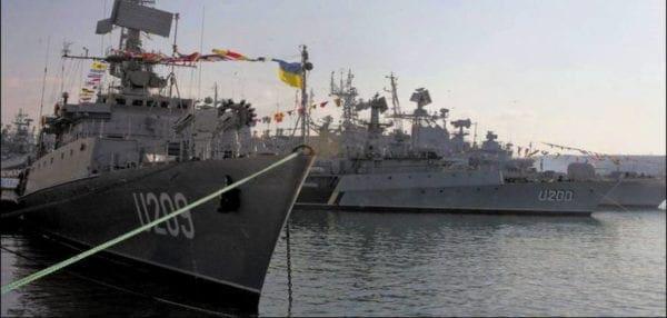 Παραδόθηκε στην Ρωσία ο ουκρανικός Στόλος και αυτομόλησε ο Ουκρανός Α/ΓΕΝ!