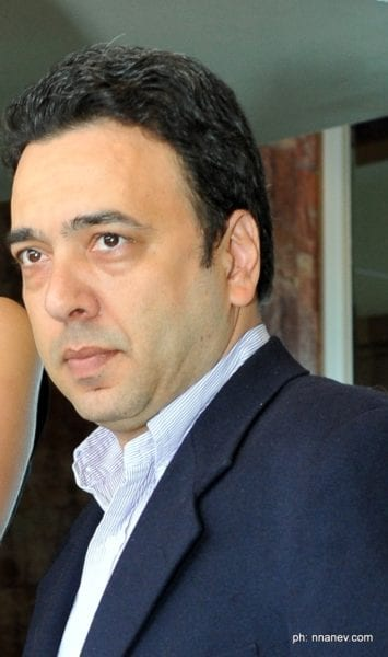 Ο Στέφανος Δράκος υποψήφιος δημοτικός σύμβουλος με τον Στράτο Καρίκη