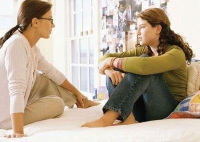 Ομιλία σε γονείς στο πλαίσιο Δράσης με τίτλο «Επικοινωνία στο σπίτι και στο σχολείο»