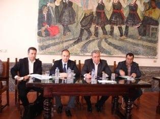 Με την ηγεσία του ΕΚΑΒ συναντήθηκε ο δήμαρχος Ρόδου  ενόψει των αυξημένων αναγκών της θερινής περιόδου