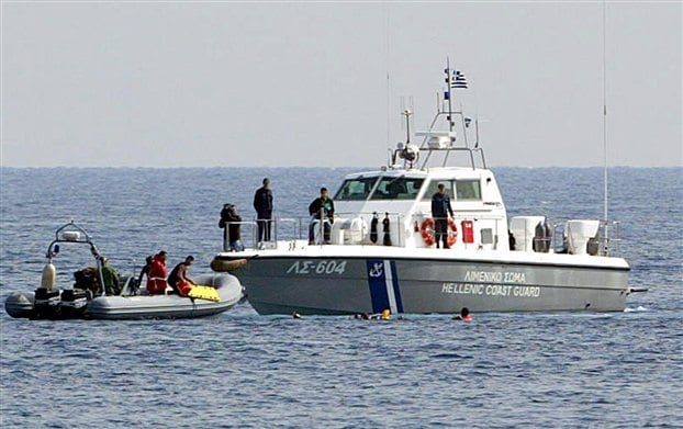 Σύλληψη έξι παράνομων μεταναστών και αλλοδαπού διακινητή στην Κω