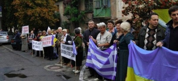 Mαριούπολη Ουκρανίας, εκεί που ζουν 100.000 Έλληνες