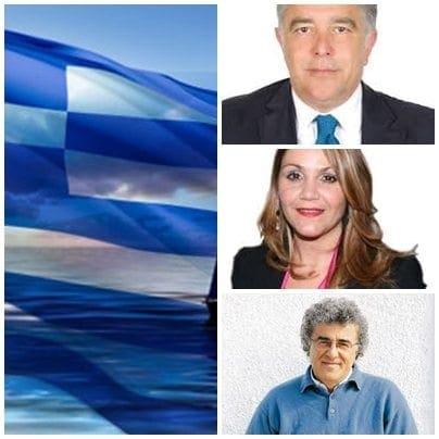 Δηλώσεις Μίκας Ιατρίδη, Βασίλη Υψηλάντη & Σπύρου Μπενέτου στη σημερινή παρέλαση – ΒΙΝΤΕΟ
