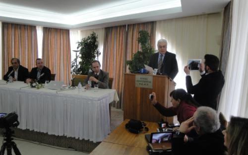 Ο Αριστοτέλης Παυλίδης επίσημα υποψήφιος Δήμαρχος Κω