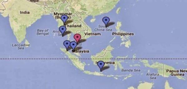 Η μυστήρια εξαφάνιση του Boeing 777 και άλλων έξι στην ίδια περιοχή