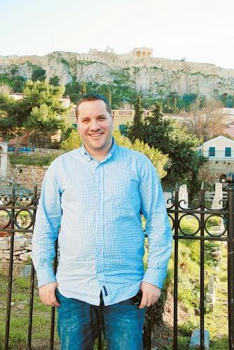 """Μάνος Μοσχούς: Ένας κερδοφόρος """"Ζορμπάς""""… Ροδίτης στην καταγωγή"""