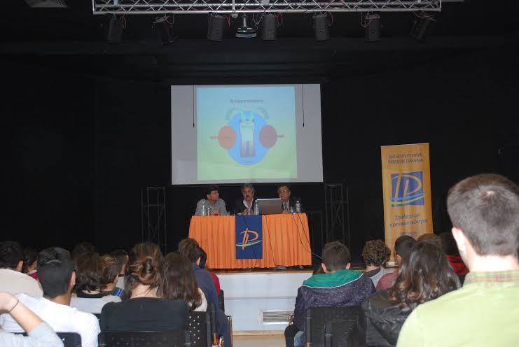 Ομιλία του Οδοντιατρικού Συλλόγου  στους μαθητές του «ΡΟΔΙΩΝ ΠΑΙΔΕΙΑ» την Παγκόσμια Ημέρα Στοματικής Υγείας