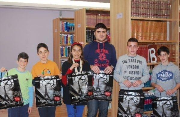 Διάκριση Μαθητών των Εκπαιδευτηρίων «ΡΟΔΙΩΝ ΠΑΙΔΕΙΑ» σε Διαγωνισμό Ορθογραφίας στη Γαλλική Γλώσσα
