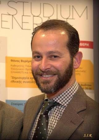 Ο Χριστόδουλος Μαλιαράκης, πρόεδρος της RICHeS,  υποψήφιος με τον Φώτη Χατζηδιάκο
