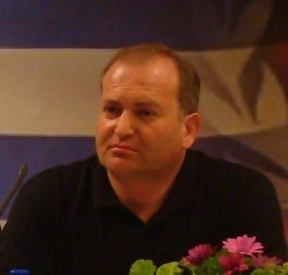 Ο Σάββας Σπυρίδης Υποψήφιος Περιφερειάρχης της Χρυσής Αυγής για το Νότιο Αιγαίο