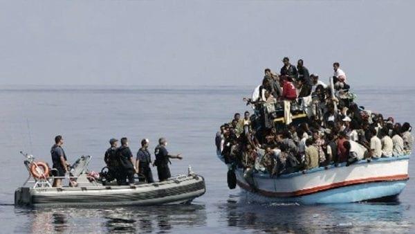 Συνελήφθησαν 30 Σύριοι προερχόμενοι από τα απέναντι παράλια στη Σύμη