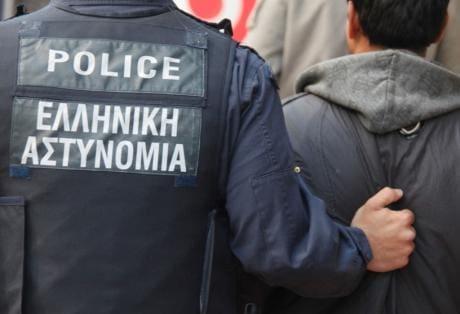 Σύλληψη 7 παράνομων μεταναστών στην πόλη της Ρόδου