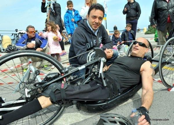 """Σ.Δράκος για Apollon Triathlon """"Τέτοιου είδους διοργανώσεις θα πρέπει ενισχυθούν και να αναπτυχθούν"""""""