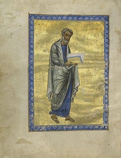 To Μουσείο Γκετί επιστρέφει στην Ελλάδα Καινή Διαθήκη του 12ου αιώνα