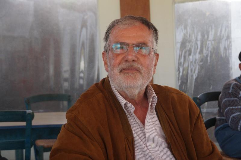O Μηνάς Μαλανδρής από την Κάσο υποψήφιος περιφερειακός σύμβουλος με τον Γιώργο Χατζημάρκο